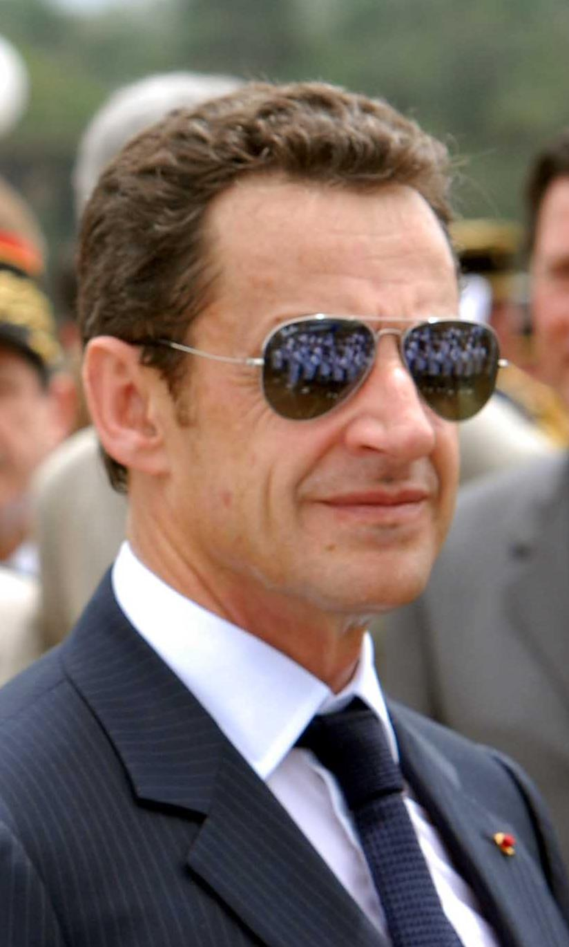 SARKOZY: not lookin' good « Arun with a View