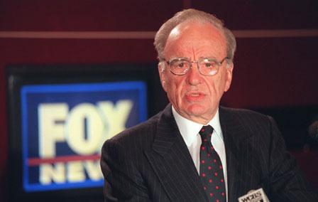 creepy Rupert Murdoch