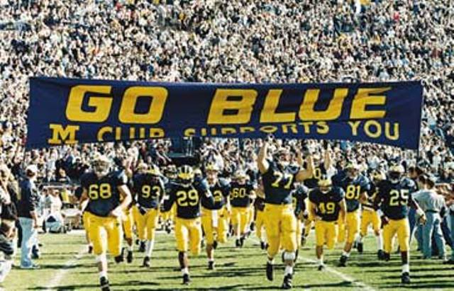 michigan football - photo #8