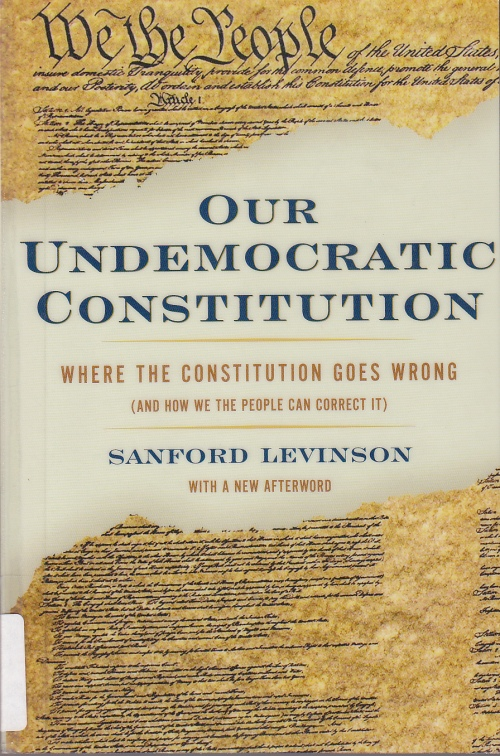 constitution - book cover