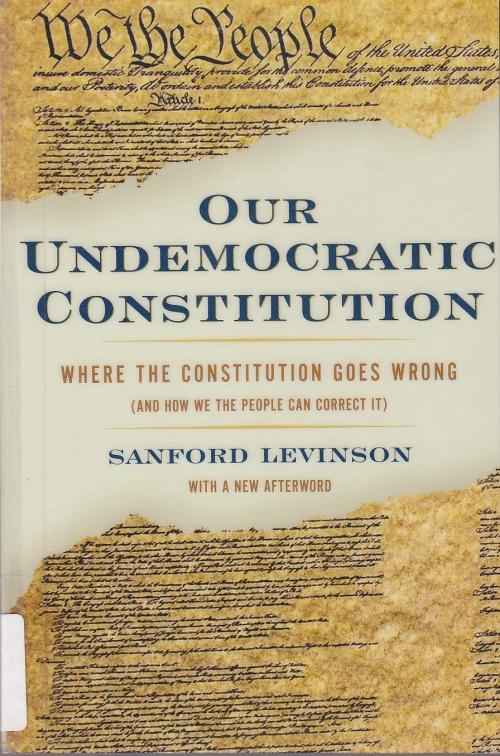 constitution - book cover