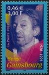 La Poste timbre de2001