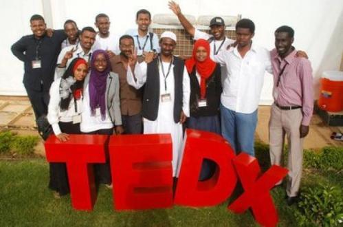 TEDx Women Khartoum 2012 Harriet Martin