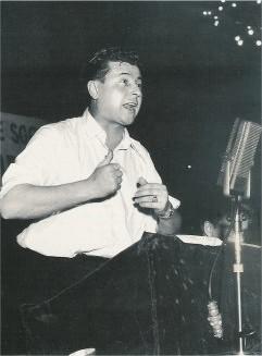 Pierre Poujade, circa 1955