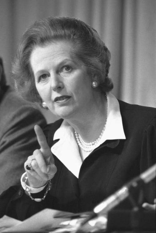 margaret thatcher 1983