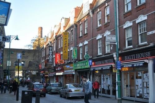 Brick Lane, London E.1