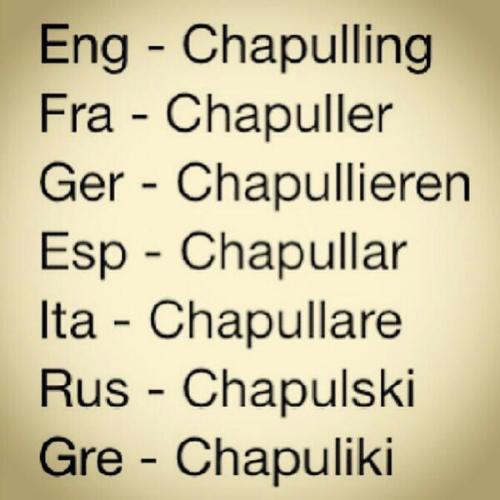 chapulling