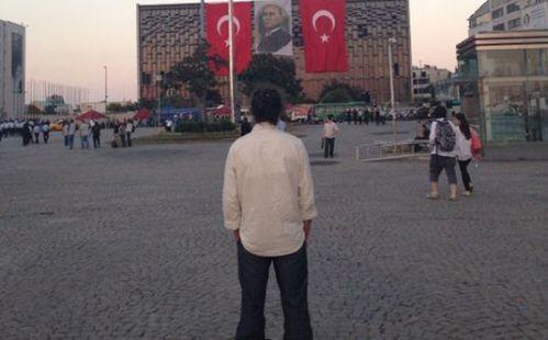 Erdem Gündüz, June 17 2013