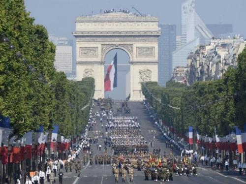 July 14 2013 (AFP Photo/Lionel Bonaventure)