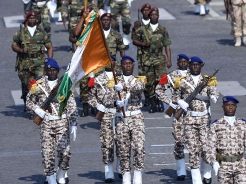 Ivory Coast (AFP Photo/Lionel Bonaventure)