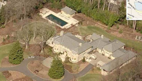 Thomas Friedman's McMansion, 7117 Bradley Blvd, Bethesda, MD