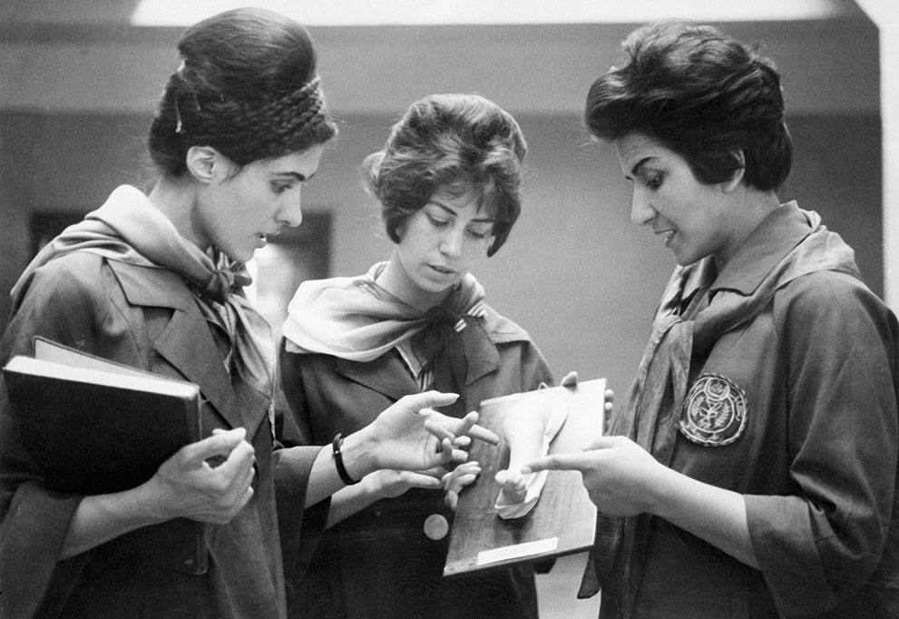 Kabul 1962 (Photo: AFP/Getty Images)