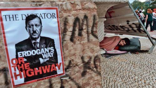 Istanbul, 5 juin 2013 (photo: AFP/Aris Messinis)