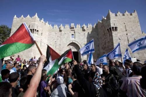 Jerusalem, May 8 2013 (AP Photo/Sebastian Scheiner)