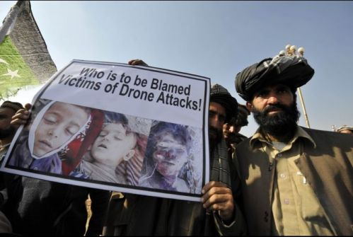 Islamabad, February 25 2012 (Photo: Aamir Qureshi/AFP/Getty Images)