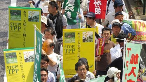 Tokyo, May 25 2012 (Photo: AFP)