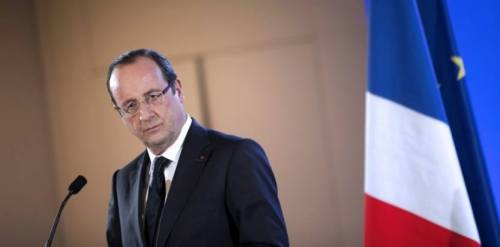 François Hollande 23 février 2013 AFP PHOTO POOL THIBAULT CAMUS