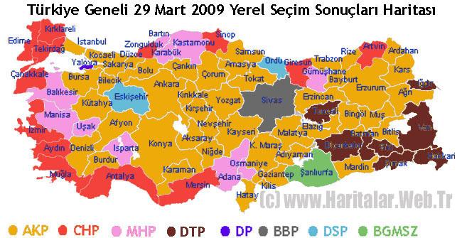2009 municipal elections