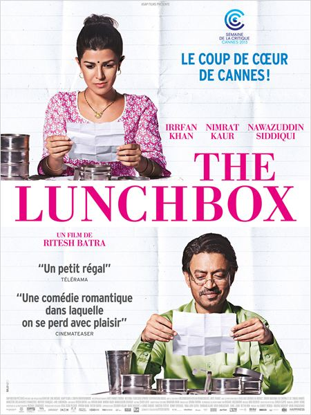 the lunchbox affiche