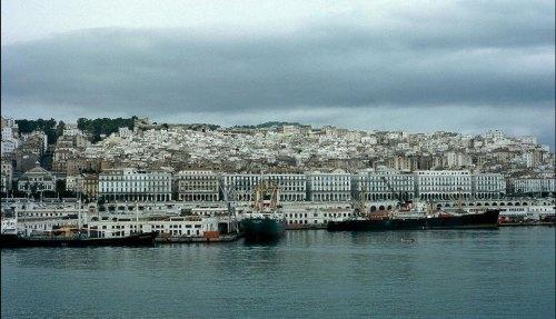 Algiers, 1975 (h/t Alger à une certaine époque)
