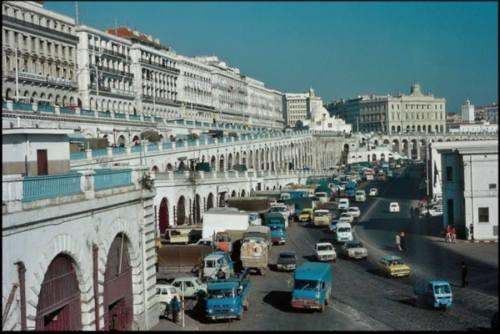 Algiers, 1976 (h/t Alger à une certaine époque)
