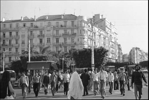 Algiers, 1970s (h/t Alger à une certaine époque)