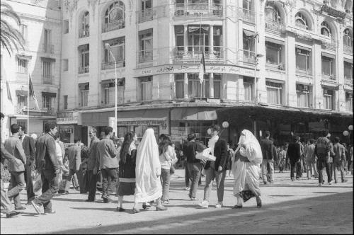 Algiers, 1980s (h/t Alger à une certaine époque)