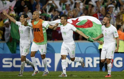 Algeria-Russia, Curitiba, June 26th