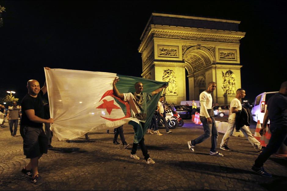 Paris, June 27th © Reuters/Gonzalo Fuentes