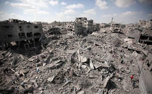 Shuja'iyya, Gaza, July 26 2014