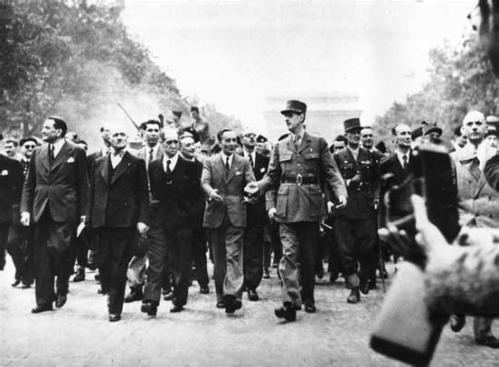 paris liberation