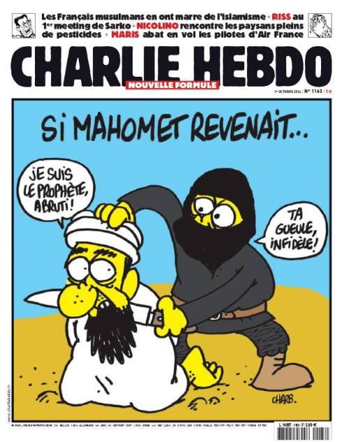 charlie hebdo no1163 011014