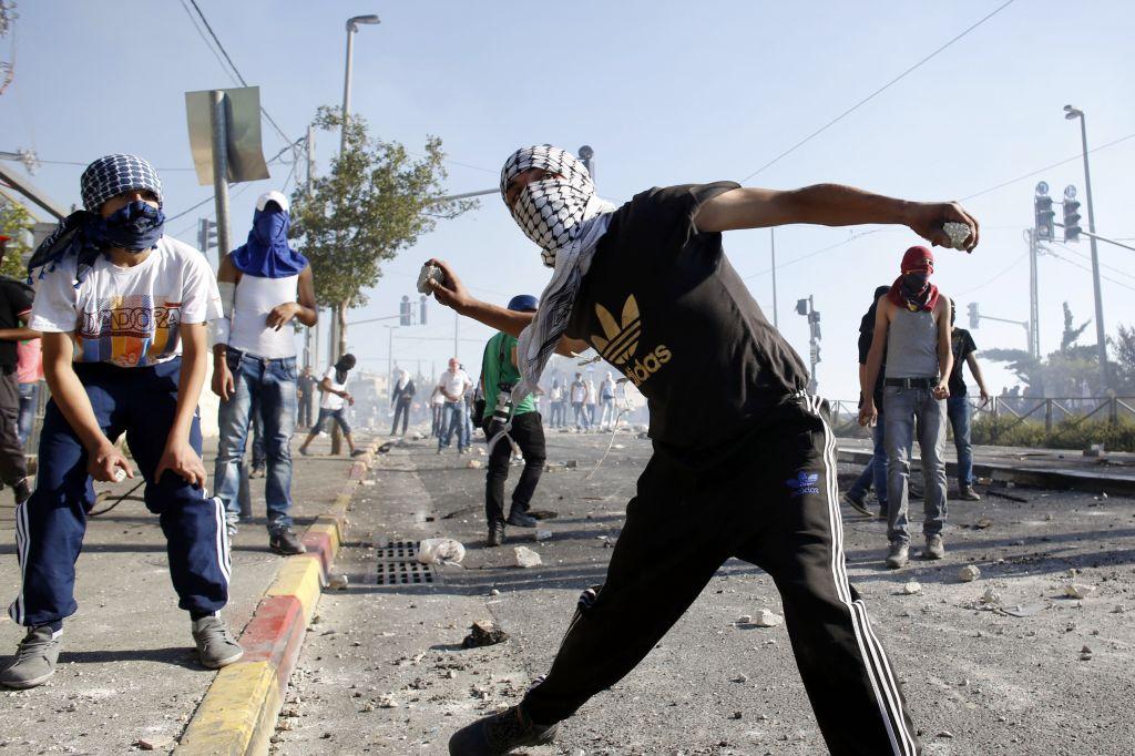 Shufat, East Jerusalem, July 3 2014 (Photo: Sliman Khader/Flash 90)