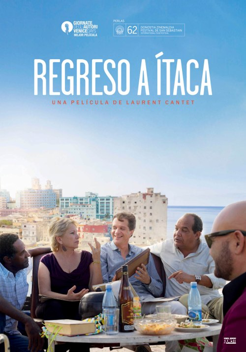 Retour à Ithaque affiche espagnol