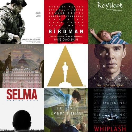 The-Oscars-or-87th-Academy-Awards-Nominees-2015