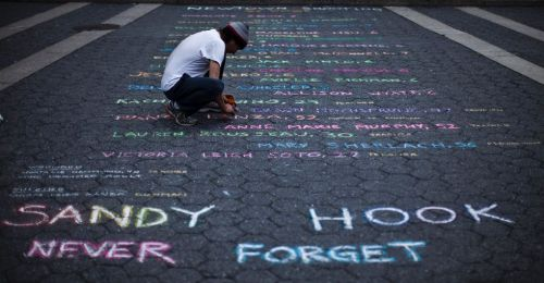 sandy hook never forget