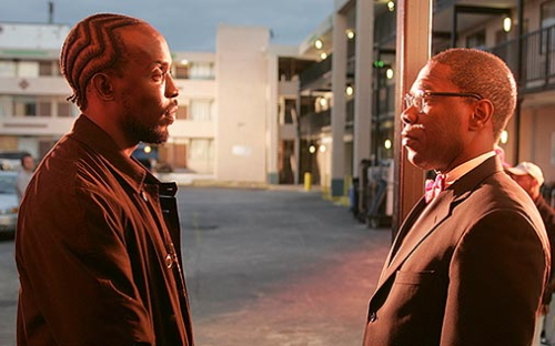 Omar & Brother Mouzone