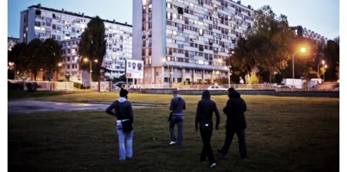 Clichy-sous-Bois (Seine-Saint-Denis), 2010 (photo credit: Sipa)