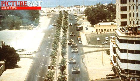 Kuwait_August 2 1990