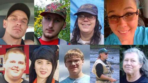 Umpqua Community College massacre victims, Roseburg, Oregon