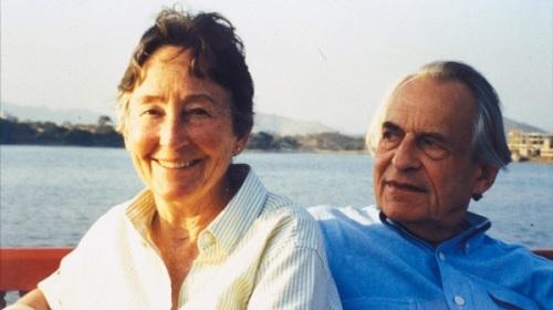 Susanne Hoeber Rudolph & Lloyd I. Rudolph