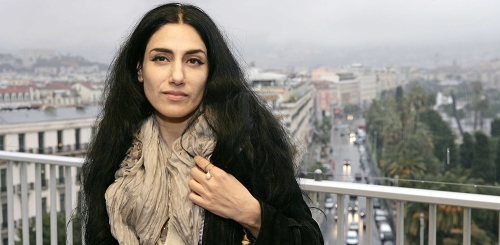 Ronit Elkabetz (Photo credit: Bebert Bruno/SIPA)