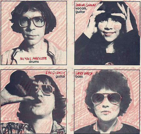 Tru Fax & the Insaniacs (circa 1979)