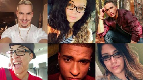 Victims of the Orlando massacre