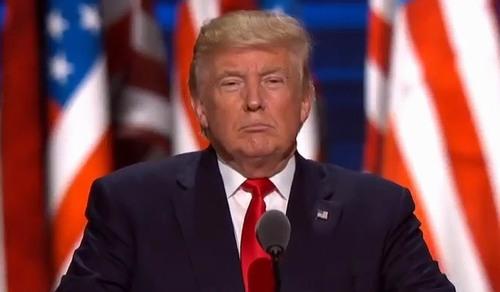 Trump RNC Cleveland 07-21-2016