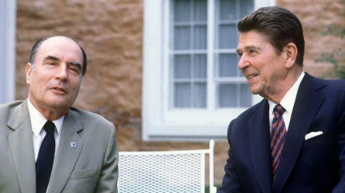 Ottawa G7 summit meeting, 21 July 1981 (photo: Georges Bendrihem/AFP)
